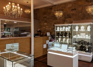 Jewellery by design interior Linlithgow